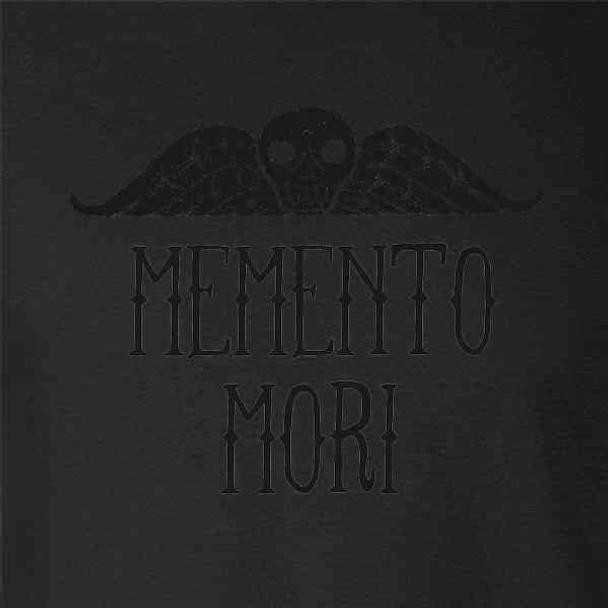 Memento Mori Skull Spooky Halloween Gothic Horror