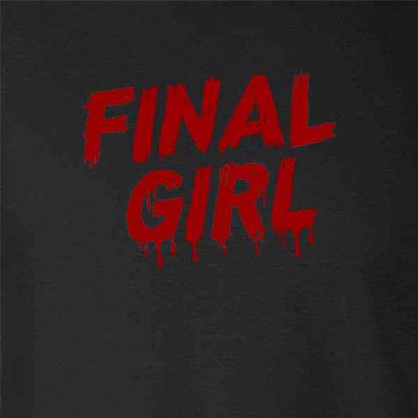 Final Girl Horror Movie Meme Trope Halloween