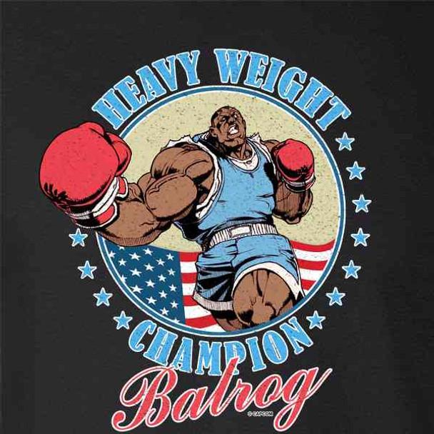 Street Fighter Balrog Heavyweight Champion Boxing
