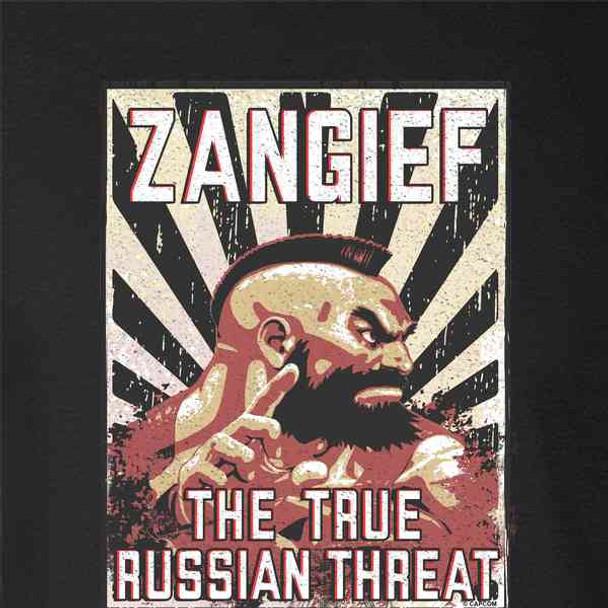 Zangief The True Russian Threat Street Fighter