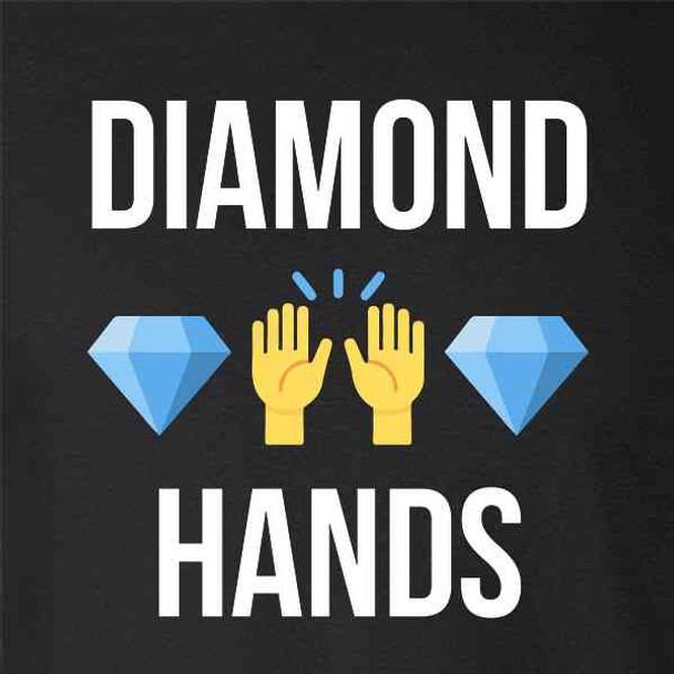 Diamond Hands Hold The Line Stock Market Meme