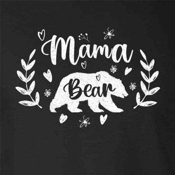 Mama Bear Mom Mothers Day Cute Funny