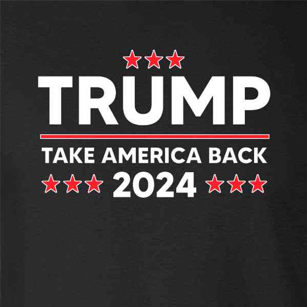 Donald Trump 2024 Take America Back MAGA