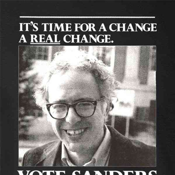 Bernie Sanders For Mayor Retro Vintage Campaign