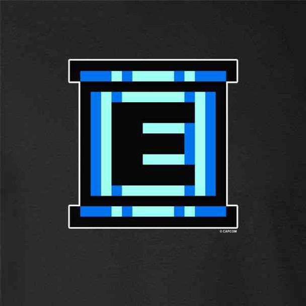 Mega Man Energy Tank 8 Bit Megaman Video Gaming