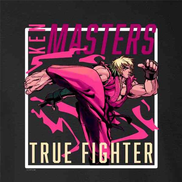 Ken Masters Blanka Capcom Video Gamer Art Street F