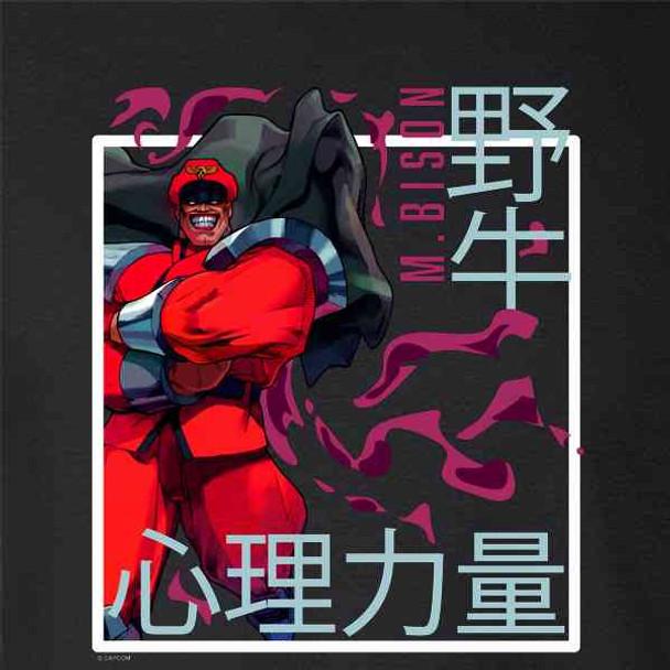 M Bison Capcom Video Gamer Street Fighter 2