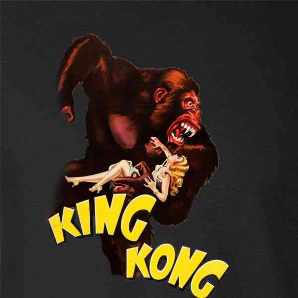 King Kong 1933 RKO Movie Poster Art Vintage Retro