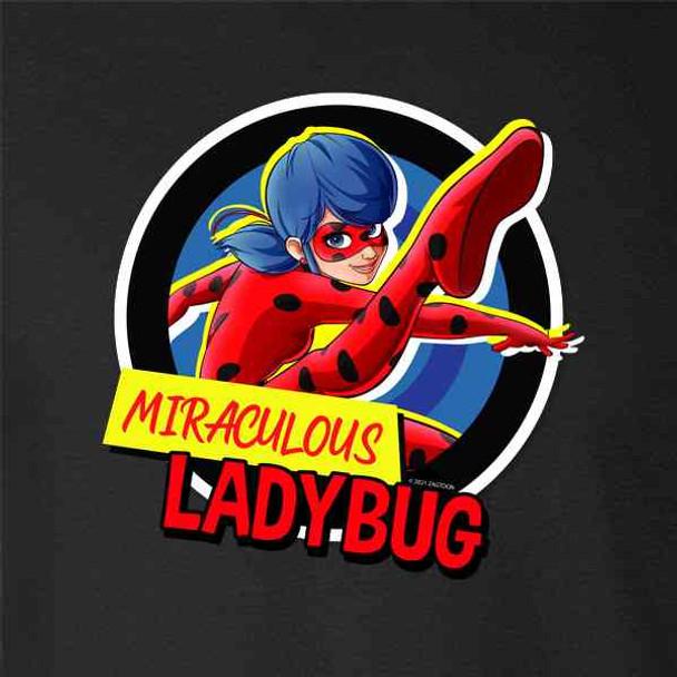 Miraculous Ladybug and Cat Noir Merch Hero Graphic