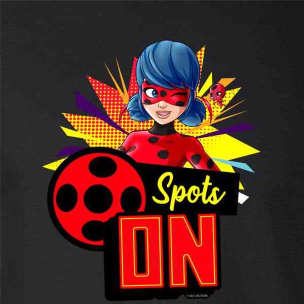 Miraculous Ladybug and Cat Noir Merch Spots On