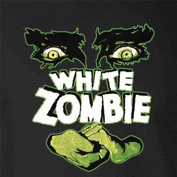 White Zombie Retro Vintage Horror Movie Goth