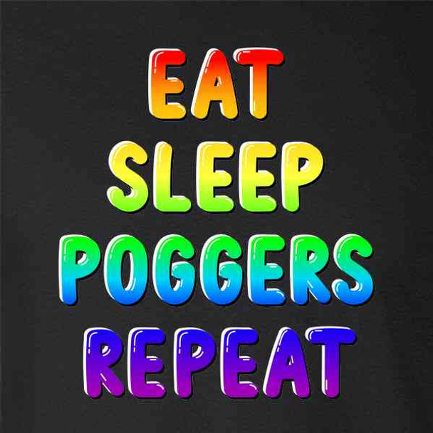 Eat Sleep Poggers Repeat