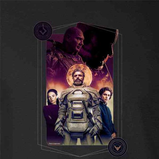 Dune Merchandise House Atreides vs Harkonnen Movie