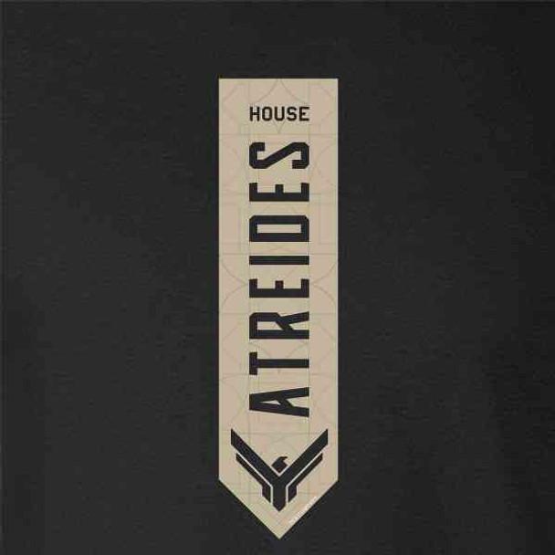 Dune Merchandise House Atreides Banner Movie