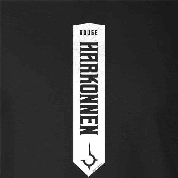 Dune Merchandise House Harkonnen Banner Movie