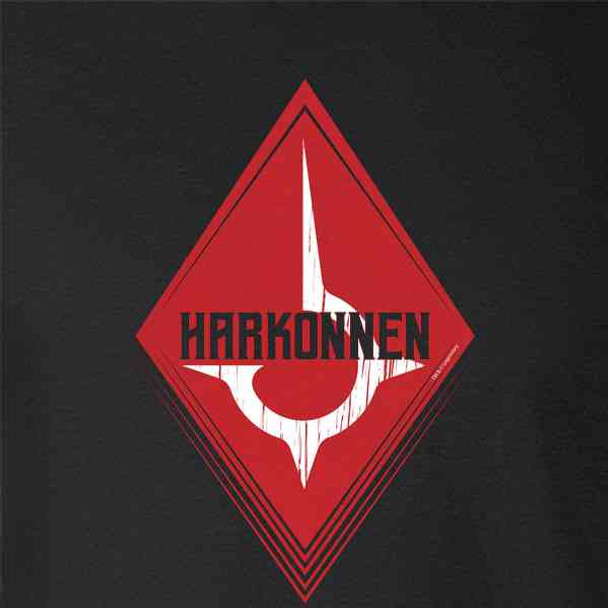Dune Merchandise House Harkonnen Logo Movie