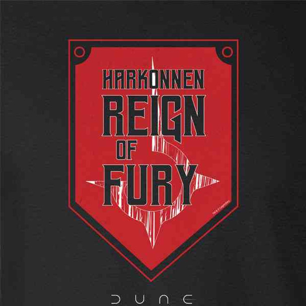 Dune Merchandise Harkonnen Reign of Fury Movie