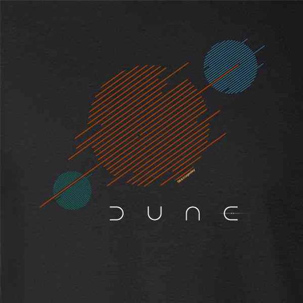 Dune merchandise Planets Minimalist Movie