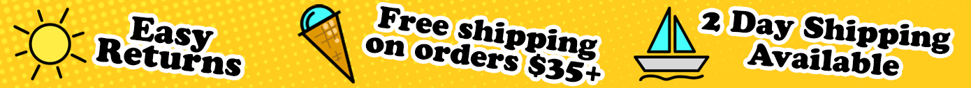Pop Threads Flat Rate Shipping