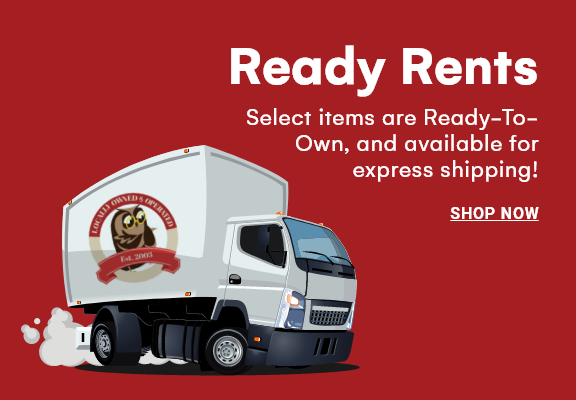 Shop ready to rent items.