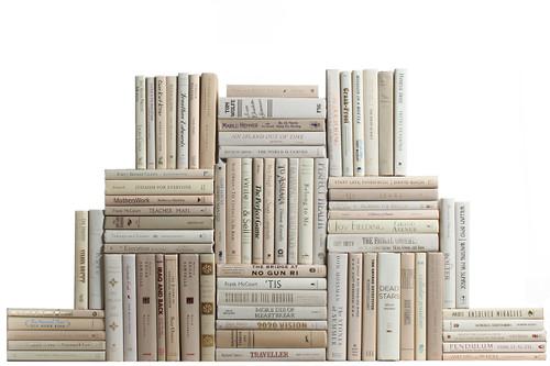 Modern Beach Book Wall, S/75