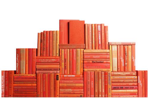 Modern Grove Book Wall, S/100