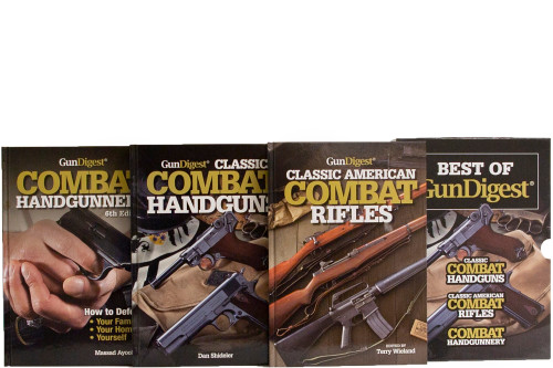 Best of Gun Digest Boxed Gift Book Set (S/3)