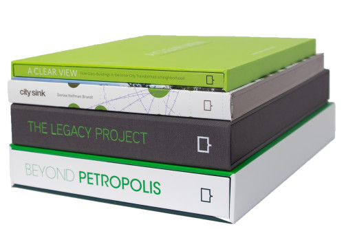 Oscar Ojeda Project Petropolis Coffee Table Stack