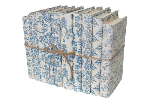 Blue Damask Wrapped ColorPak