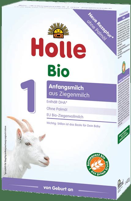 Holle Goat Stage 1 Organic (Bio) Infant Milk Formula (400g)