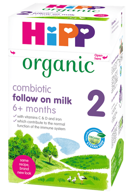 HiPP Stage 2 Combiotic Follow-on Infant Milk Formula (800g) - UK Version