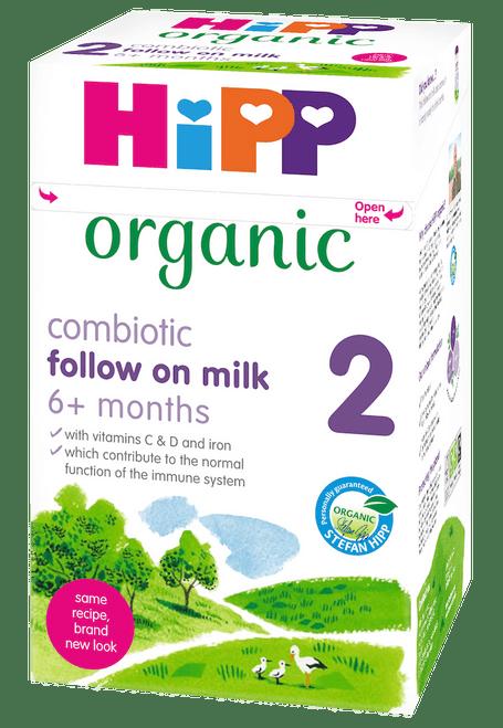 HiPP Stage 2 Combiotic Follow-on Infant Milk Formula (800g) - UK Version