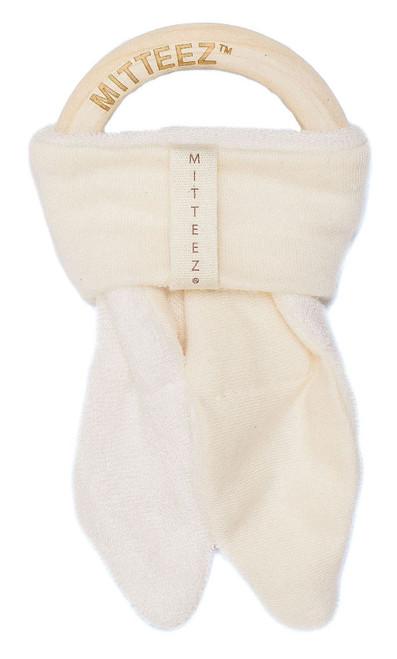 Mitteez Organic Baby Wood Teether