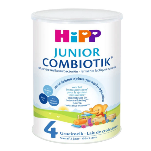 HiPP Stage 4 Combiotic Junior Milk Formula (800g) - Dutch Version