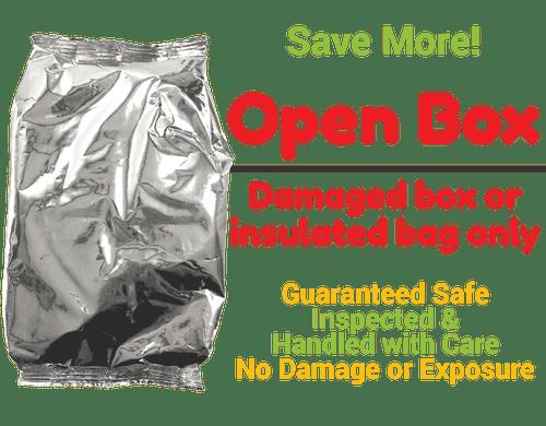Broken / Open Box of HiPP Comfort All Stages - German Version (600g)