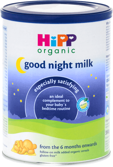 HiPP Good Night Powder Baby Milk Formula Stage 6mo +  (350g) - UK Version