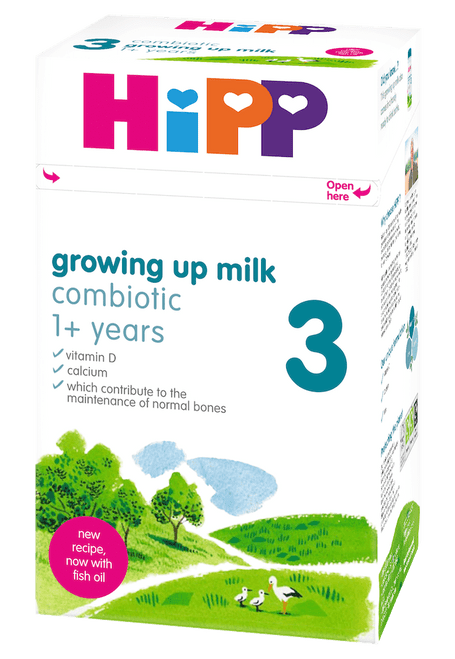 HiPP Stage 3 Combiotic Baby Milk Formula (600g) - UK Version