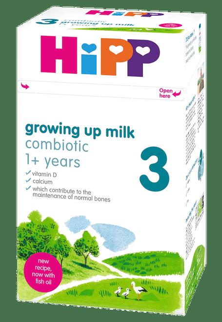 HiPP Stage 3 Combiotic Baby Milk Formula (600g) - UK Version