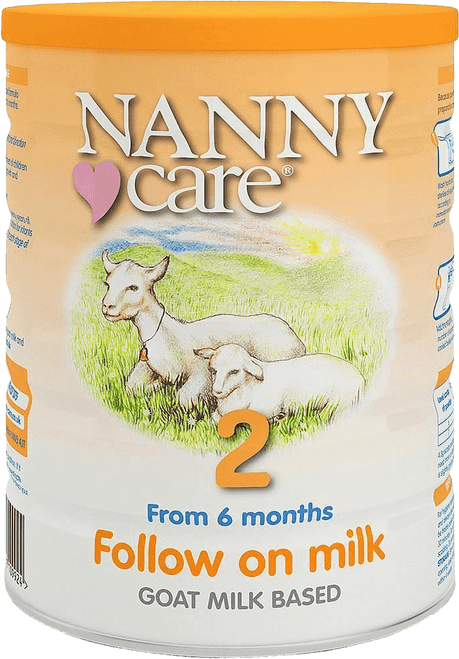 Stage 2 Follow-on Goat Milk Formula (900g)
