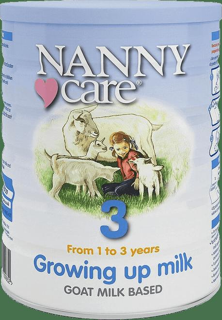 Nanny Care Stage 3 Toddler Goat Milk