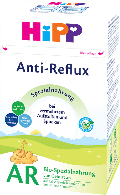 HiP Anti-Reflux Special Milk All Stages Formula (500g)