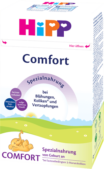 HiPP Comfort Special Milk All Stages Formula (500g)