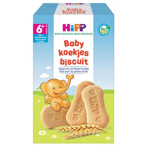 Organic (Bio) Baby Biscuits (Koekjes) (150g)