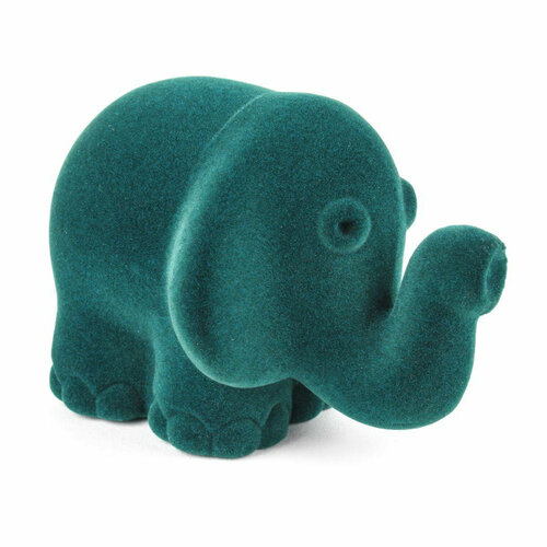 Dark Green Elephant