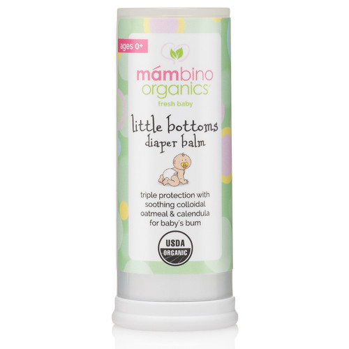 Tube of Mambino diaper balm.