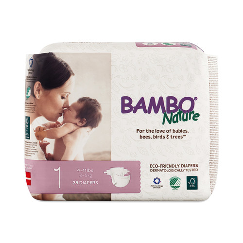 Bambo Dream Diapers 1