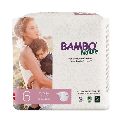 Bambo Dream Diapers 6