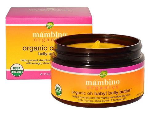 Belly Butter jar
