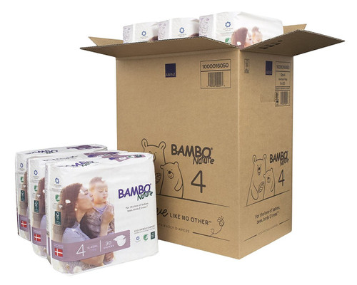 Case of Bambo Dream Diapers 4