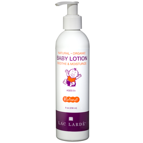 Baby Lotion, Natural (no added scents)